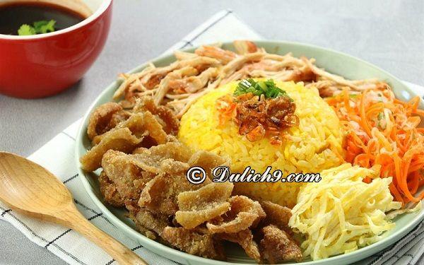 Quán A Nga/ Địa chỉ ăn uống ngon nức tiếng Quận 4 Sài Gòn