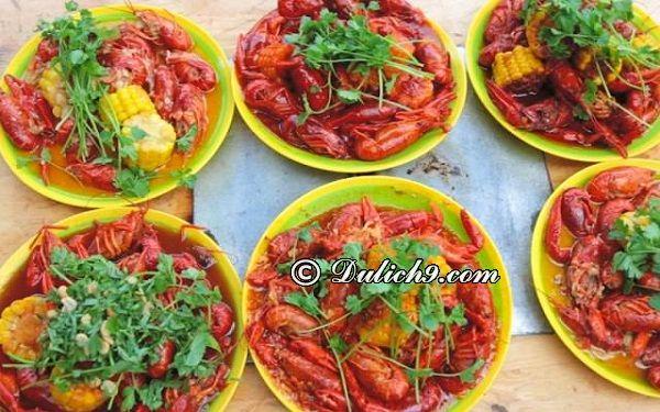 Quán nướng Chilli/ Quán ăn ngon, giá hợp lí tại Quận 4 Sài Gòn. Quận 4 Sài Gòn có quán ăn nào ngon, nổi tiếng?