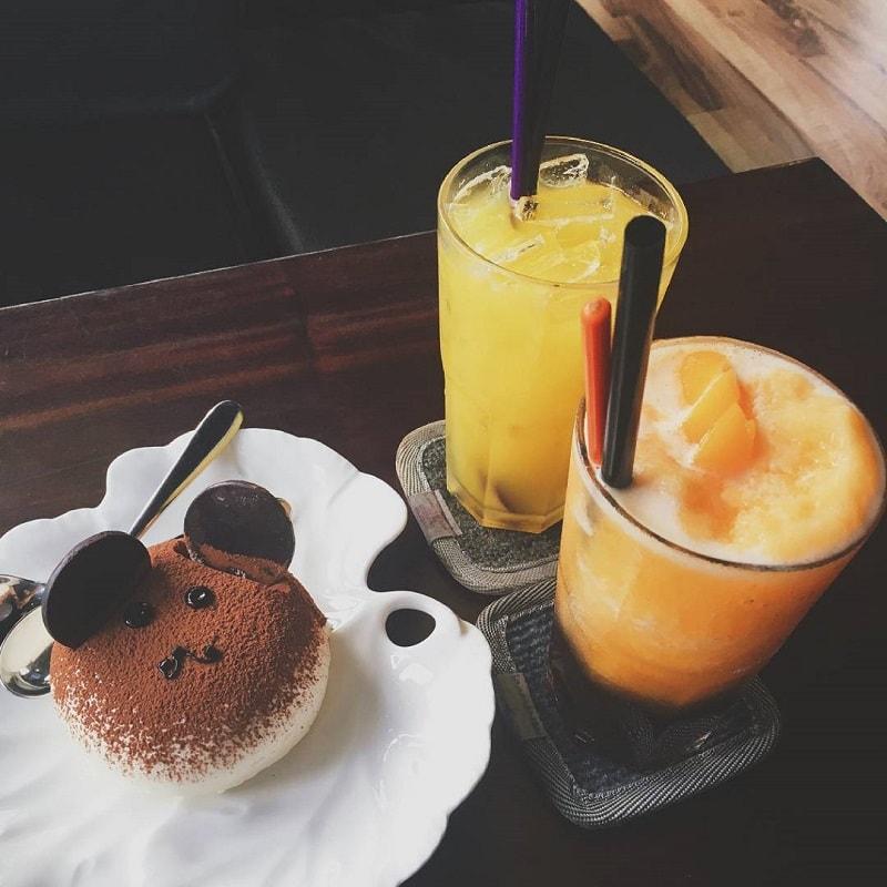 Sweet Kingdom - những quán cafe đẹp nhất ở Huế