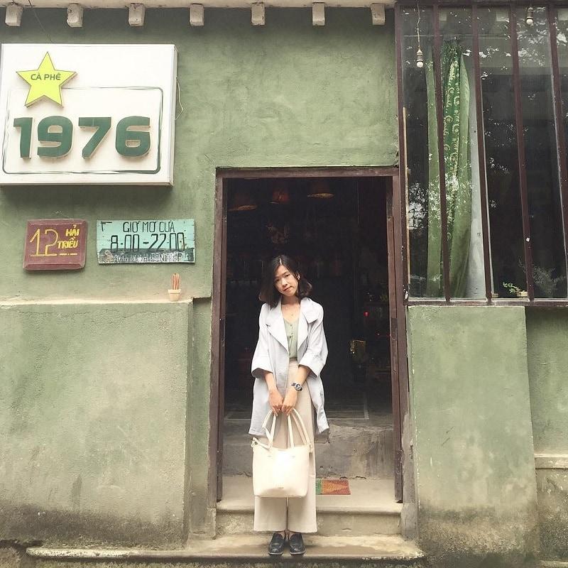 1976 Cafe - quán cafe yên tĩnh ở Huế