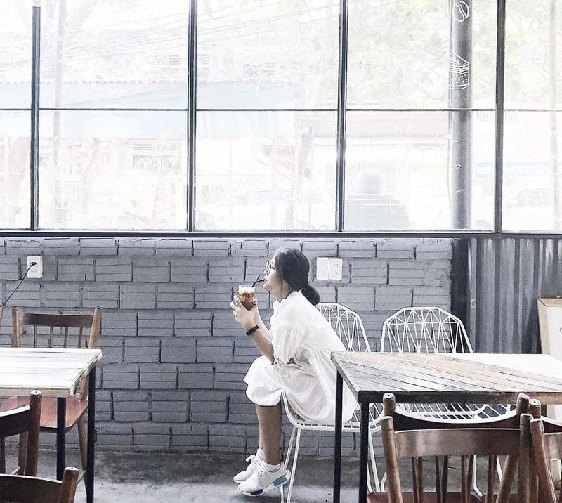 La Creperie Cafe - quán cafe giá rẻ ở Huế
