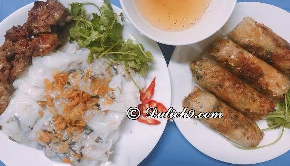 Địa chỉ ăn vặt ngon rẻ tại Quận Thanh Xuân. Quận Thanh Xuân có quán ăn vặt nào ngon, nổi tiếng?