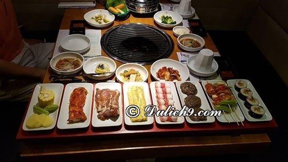 Quán ăn Hàn Quốc nào ngon tại Quận 1 Sài Gòn? Địa chỉ quán ăn Hàn Quốc ngon rẻ ở quận1, Sài Gòn