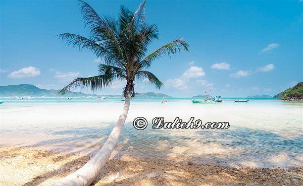Tham quan đảo Nam Du - Kiên Giang dịp lễ 30/4. Các địa điểm du lịch đẹp ở miền Tây dịp lễ 30/4