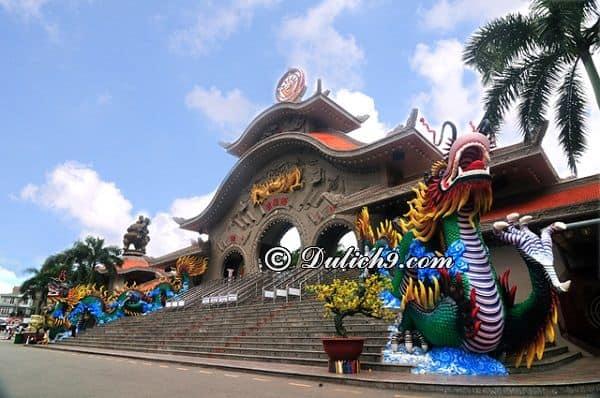 Du lịch Sài Gòn 1 ngày dịp lễ 30/4 nên đi đâu?