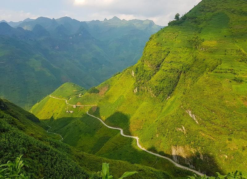 Địa điểm du lịch Hà Giang, cung đường Mã Pí Lèng