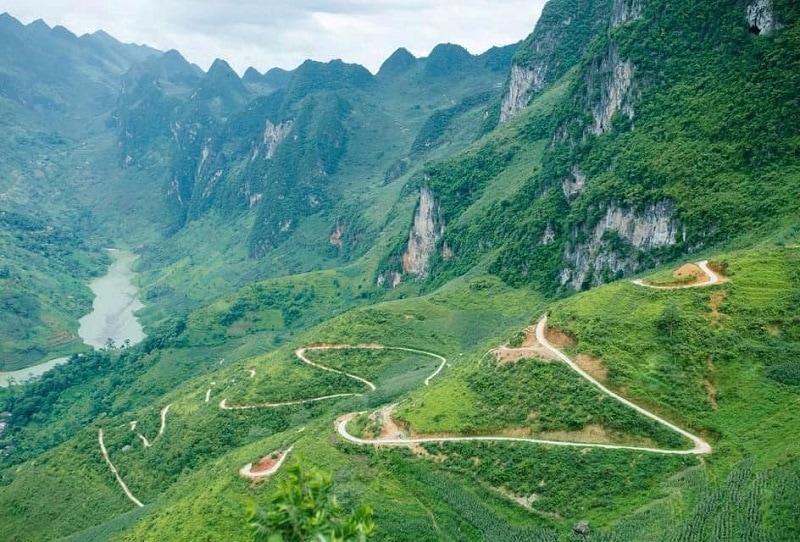 Hà Giang có điểm du lịch nào? Dốc Bắc Sum