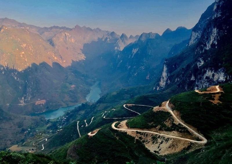 Địa điểm du lịch Hà Giang, dốc Tà Làng