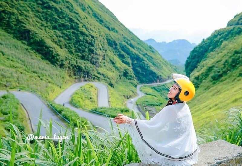 Du lịch Hà GIang nên đi đâu? Con dốc Thẩm Mã