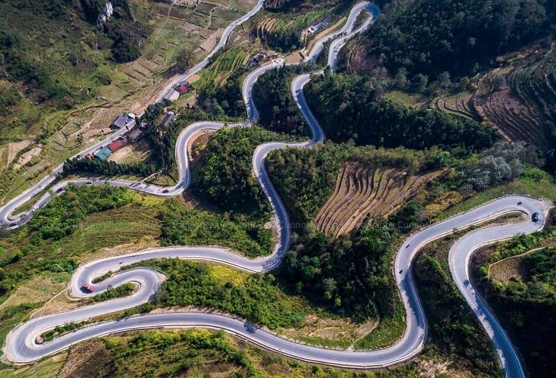 Địa điểm du lịch Hà Giang, dốc Chín Khoanh