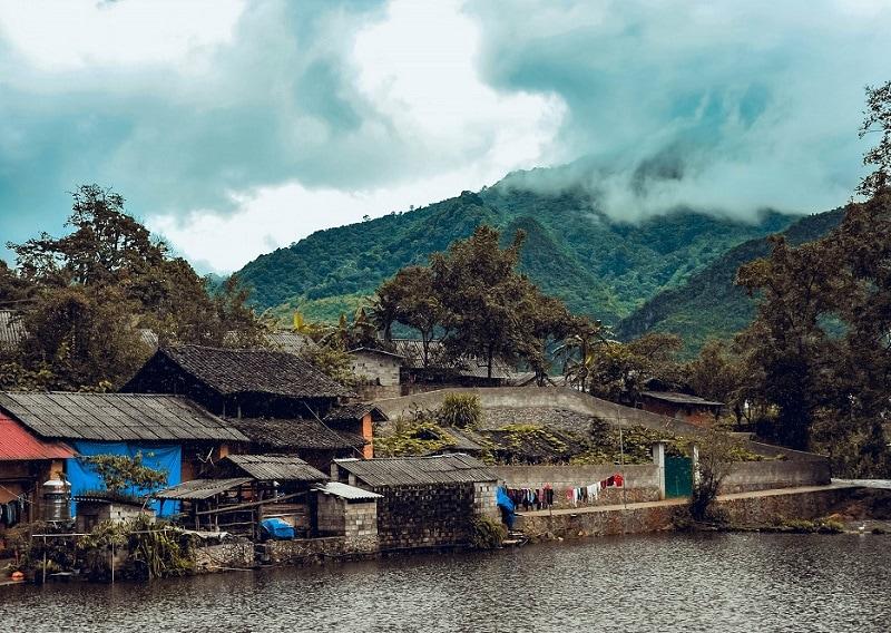 Địa điểm du lịch Hà Giang, thị trấn Phó Bảng