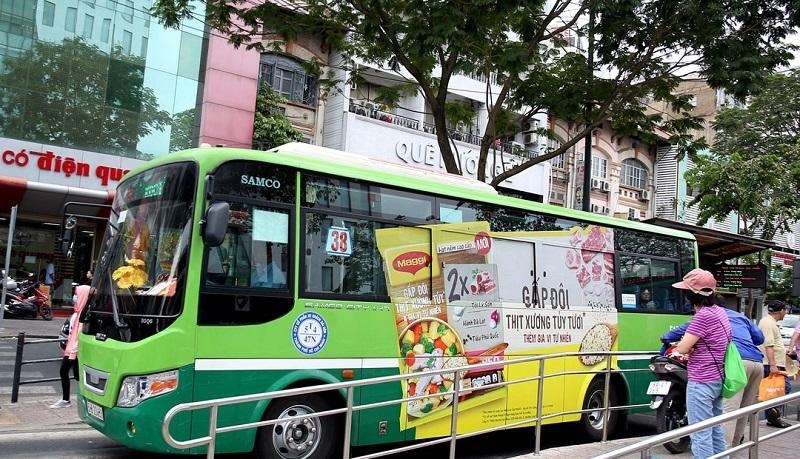 Hướng dẫn đường đi, xe bus tới công viên Đầm Sen. Xe bus nào đi qua công viên Đầm Sen