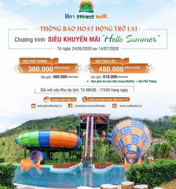 Kinh nghiệm đi Núi thần Tài Đà Nẵng: Giá vé tham quan Núi Thần Tài