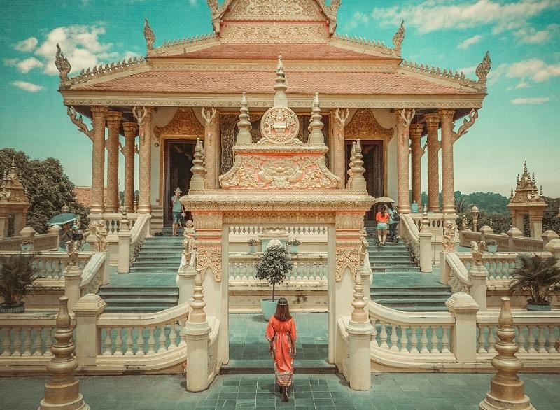 Làng văn hóa các dân tộc Việt Nam ở đâu?