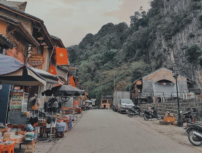 ĐỊa điểm du lịch ở Hà Giang, phố cổ Đồng Văn