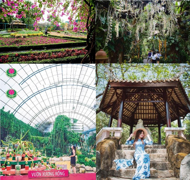 Review khu du lịch Đầm Sen Sài Gòn