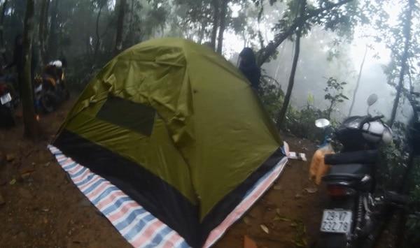 Thuê lều cắm trại ở Ba Vì: Giá thuê lều cắm trại ở Ba Vì