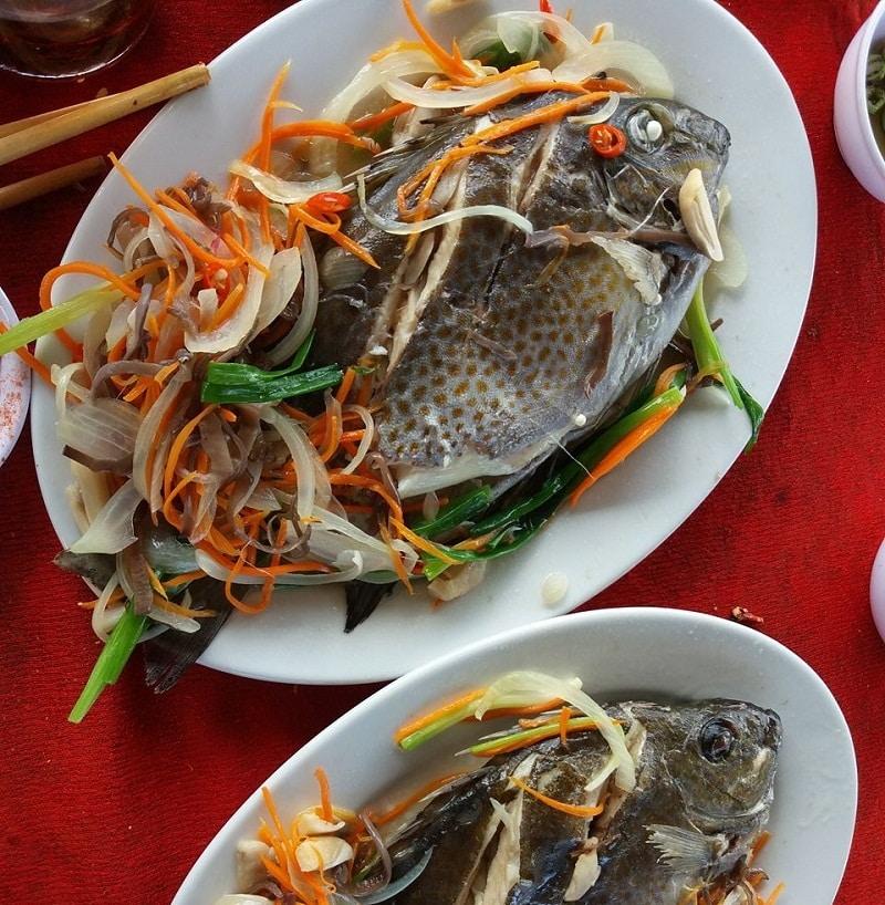 Nên ăn gì khi cắm trại ở Cảnh Dương Beacamp?