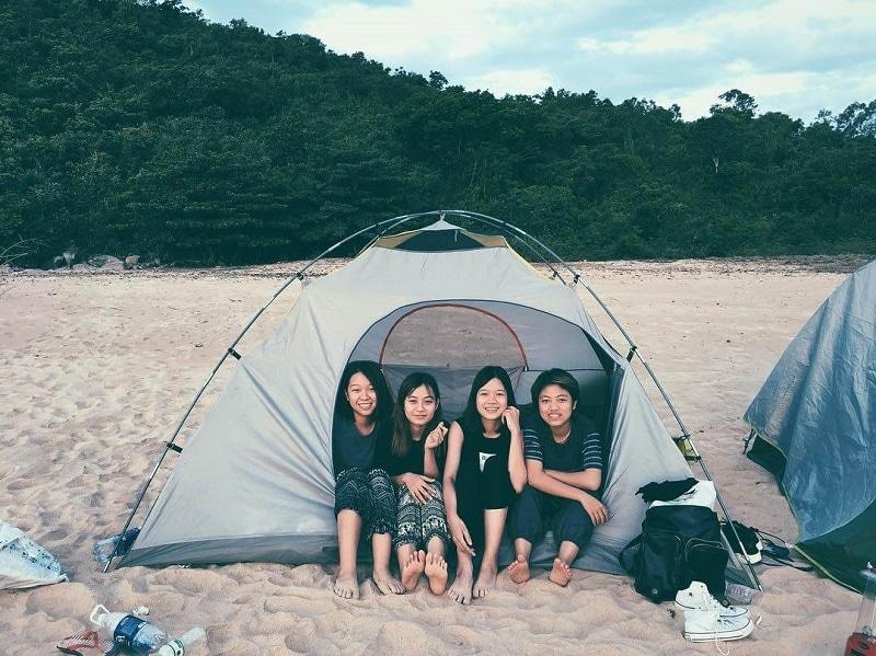 Kinh nghiệm du lịch biển Cảnh Dương