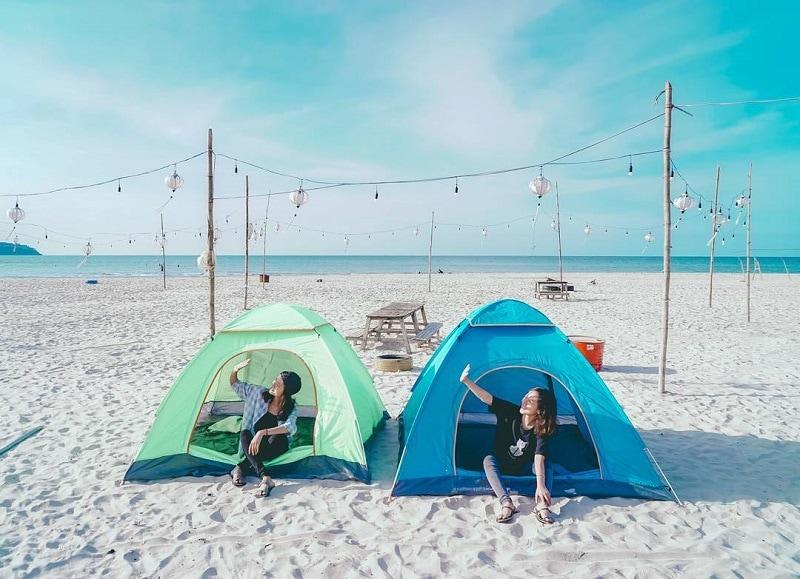 Kinh nghiệm đi biển Cảnh Dương
