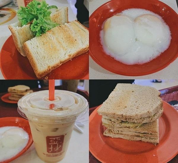 Ăn gì, ở đâu ngon khi đi Singapore?
