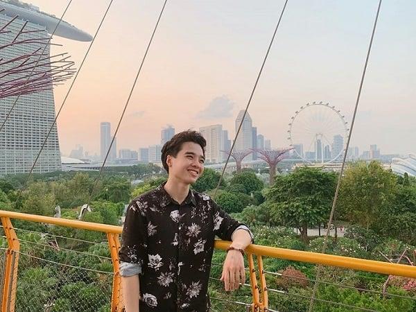 Vòng quay ở Singapore/ Kinh nghiệm đi Singapore