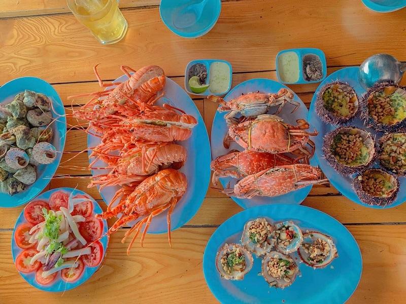 Ăn hải sản ở đâu ngon nhất khi du lịch Huế?