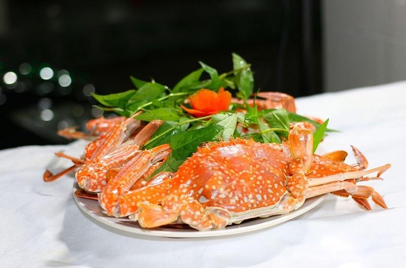Thủy Triều Quán/ địa chỉ ăn hải sản ngon rẻ ở Huế