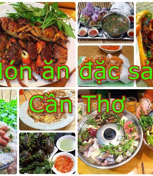 Ăn gì ở Cần Thơ, những món ăn đặc sản Cần Thơ