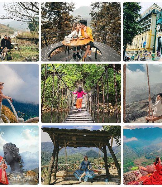 Các địa điểm du lịch Sapa, Du lịch Sapa có gì đẹp?