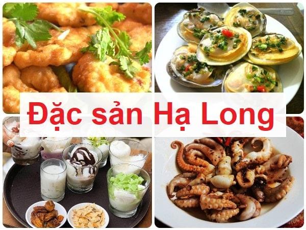 Ăn gì ở Hạ Long? Các món ăn đặc sản Hạ Long