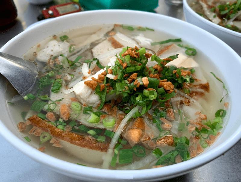 Đặc sản Phú Quốc có gì ngon? Món ăn ngon Phú Quốc. Bún chả cá