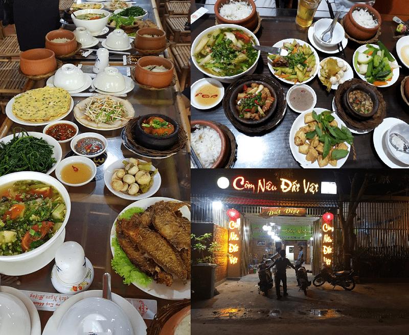 Địa điểm ăn uống ở Vũng Tàu ngon, nổi tiếng. Vũng Tàu có quán ăn nào ngon? Cơm niêu Đất Việt