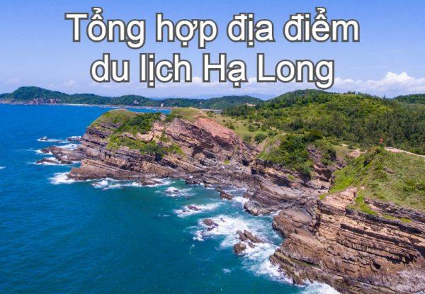 Địa điểm du lịch Hạ Long đẹp nhất. Đi đâu chơi gì ở Hạ Long? Đảo Cô Tô