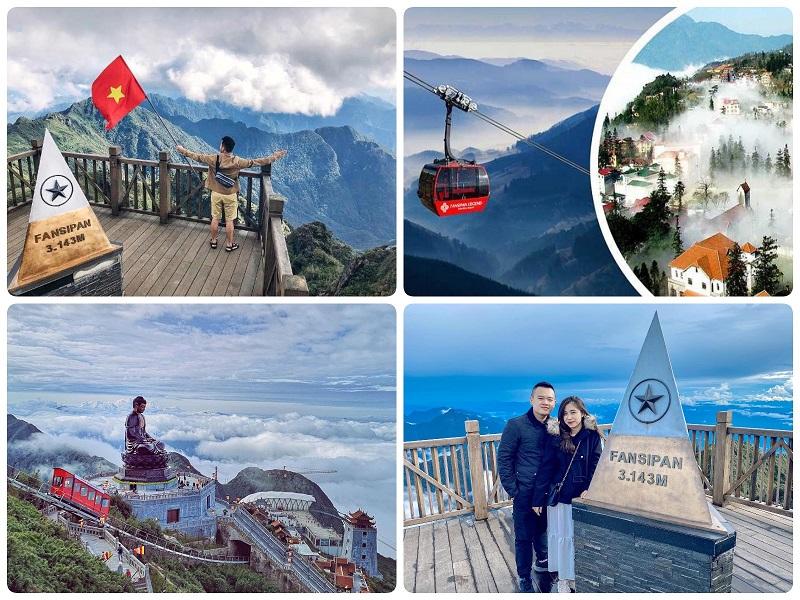 Địa điểm du lịch Sapa, Quần thể Sun World Fansipan Legend