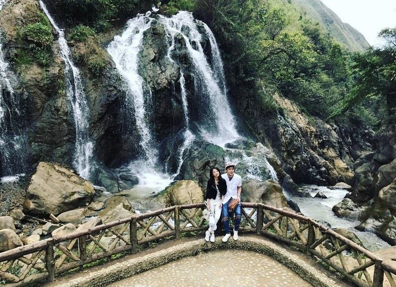 Địa điểm du lịch nổi tiếng ở Sapa, thác Bạc