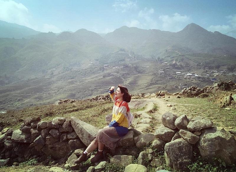 Các địa điểm du lịch ở Sapa, bãi đá cổ Sapa