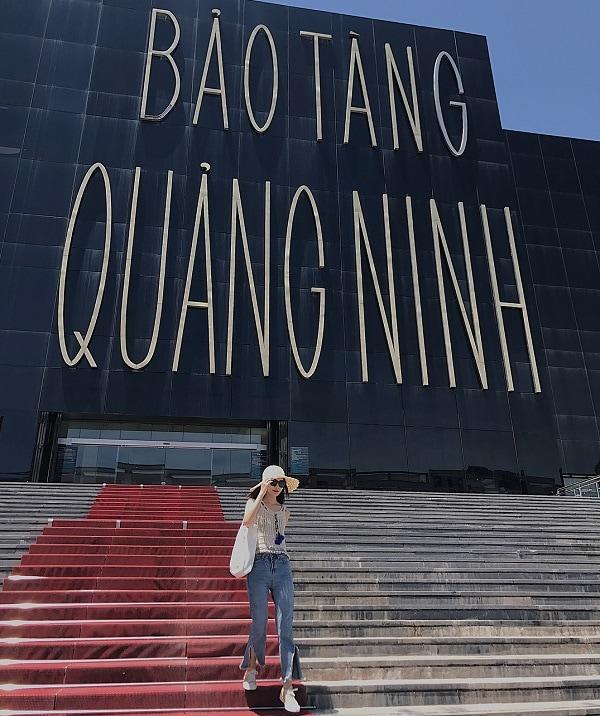 Địa điểm du lịch mới nổi ở Hạ Long. Hạ Long có gì chơi? Bảo tàng Quảng Ninh