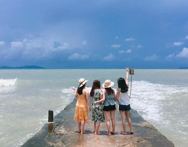 Du lịch Hạ LOng đi đâu chơi, tham quan? Địa điểm du lịch Hạ Long. Đảo Quan Lạn