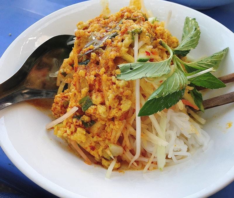 Du lịch Phú Quốc ăn món gì ngon? Đặc sản Phú Quốc. Bún kèn