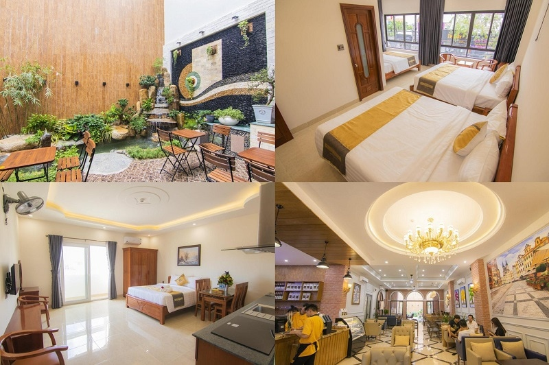 Du lịch Vũng Tàu nên ở khách sạn nào đẹp, giá rẻ? Tư vấn đặt phòng khách sạn ở Vũng Tàu. Prague Hotel