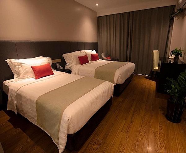 Gần sân bay Phố Đông Thượng Hải có khách sạn nào giá rẻ? Khách sạn gần sân bay Pudong Thượng Hải giá rẻ