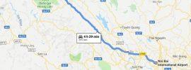 Hướng dẫn cách đi từ sân bay Nội Bài Đến Sapa: Từ sân bay Nội Bài đi Sapa như thế nào?