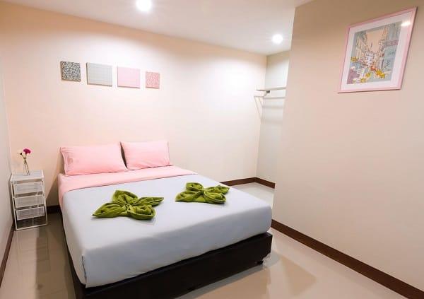 Khách sạn gần sân bay Suvarnabhumi Bangkok giá rẻ: Gần sân bay Suvarnabhumi có khách sạn nào giá rẻ?