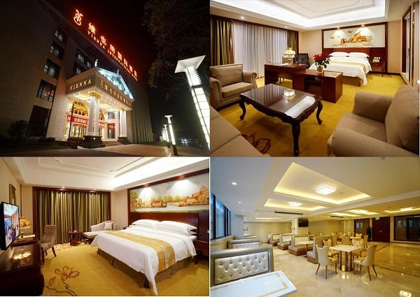 Khách sạn gần sân bay Phố Đông Thượng Hải sạch sẽ, tiện nghi. Gần sân bay Pudong Thượng Hải có khách sạn nào đẹp, giá bình dân?