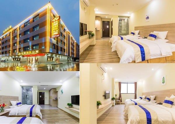 Khách sạn gần sân bay quốc tế Bạch Vân Baiyun Quảng Châu giá rẻ: Gần sân bay Bạch Vân Quảng Châu có khách sạn nào giá bình dân?