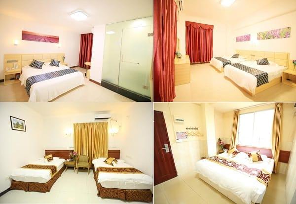 Khách sạn giá rẻ gần sân bay quốc tế Bạch Vân Quảng Châu: Khách sạn gần sân bay Bạch Vân Baiyun Quảng Châu giá rẻ nên chọn