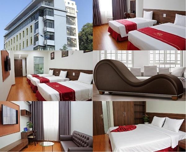 Khách sạn ở Hạ Long giá rẻ, gần biển, sạch sẽ. Du lịch Hạ Long nên ở khách sạn nào? Thành An Hotel