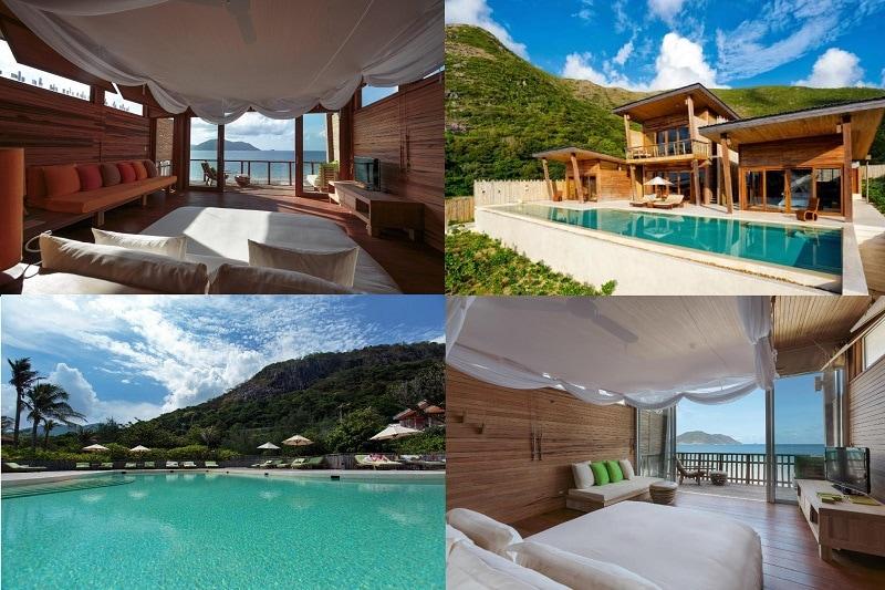 Khách sạn view biển đẹp nhất Vũng Tàu. Đi Vũng Tàu nên ở khách sạn, resort nào? Six Senses Côn Đảo