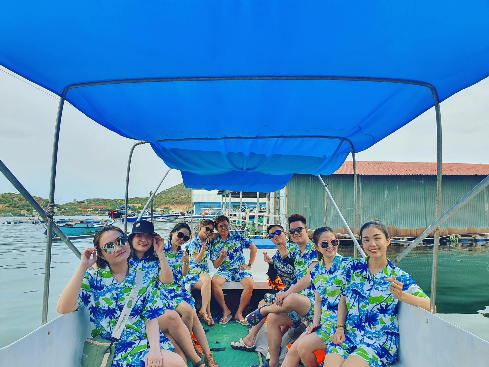 Hướng dẫn phương tiện, đường đi, giá vé tàu ra đảo Bình Ba